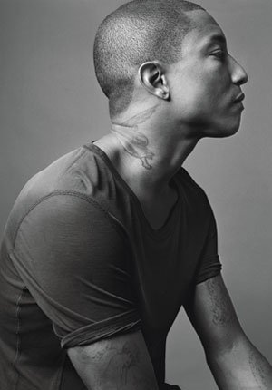 The Renaissance Man : Pharrell Williams - Details Magazine