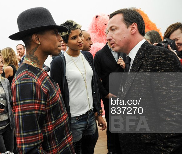 Pharrell - NYC - 17 Septembre 2013