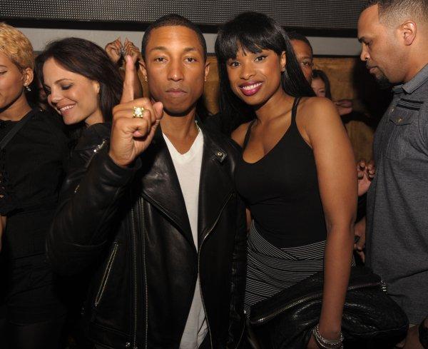 Jennifer Hudson - I Can't Describe (The Way I Feel) (Feat. T.I.) (Prod. Pharrell)