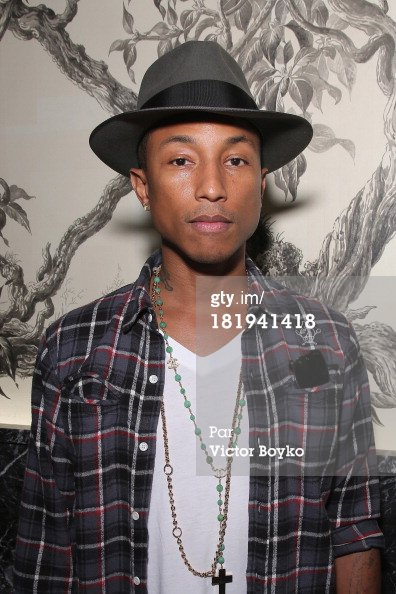 Pharrell - Paris - 26 septembre 2013