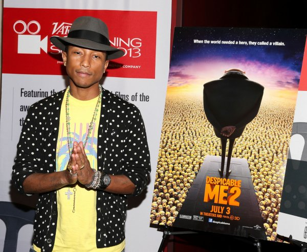 "2013 Variety Screening Series Presents Universal Pictures' ""Despicable Me 2"" - Hollywood - 14 novembre 2013"