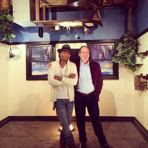 Pharrell - The Amazing Spider Man 2 - 16 novembre 2013