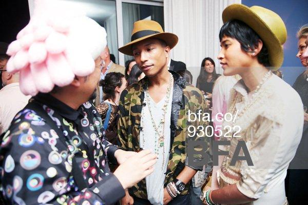 Pharrell - Miami, FL - 3 décembre 2013