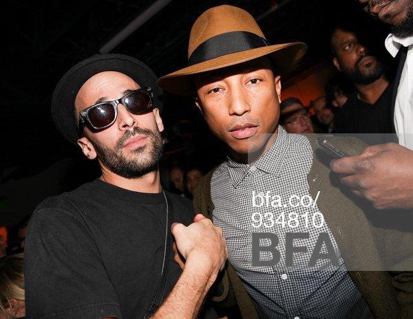 Pharrell - Art Basel - Miami, FL - 4 décembre 2013