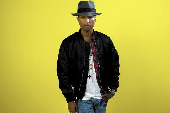 Interview de Pharrell par Stereogum