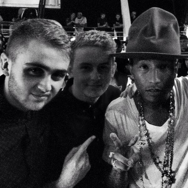 Pharrell - Holy Ship - 10 janvier 2014