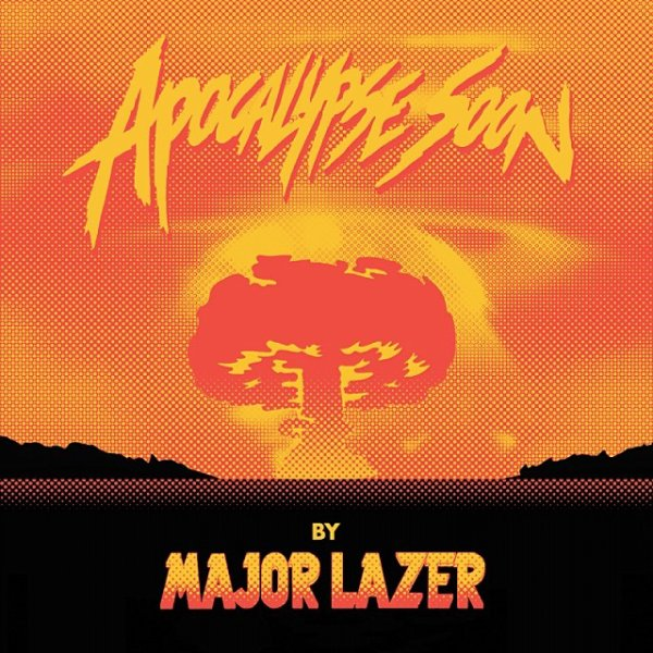 Major Lazer - Aerosol Can (Ft. Pharrell)