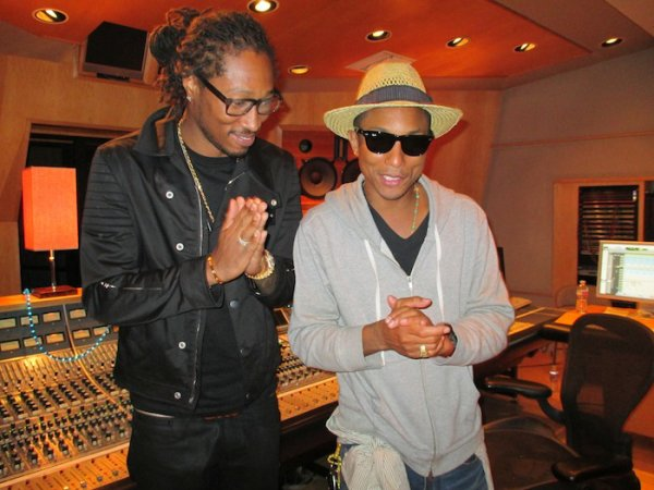 Future - Move That Dope (Feat. Pharrell, Pusha T & Casino) (Prod. Mike Will Made It)
