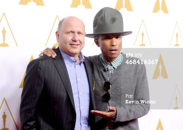 Pharrell - The 86th Oscars Nominee Luncheon - Beverly Hills - 10 février 2014