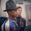 Pharrell - NBA All-Star Weekend - Nouvelle-Orléans - 15 février 2014