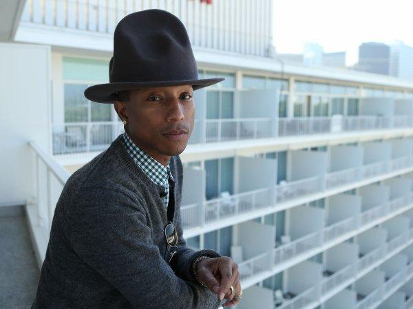Pharrell en France