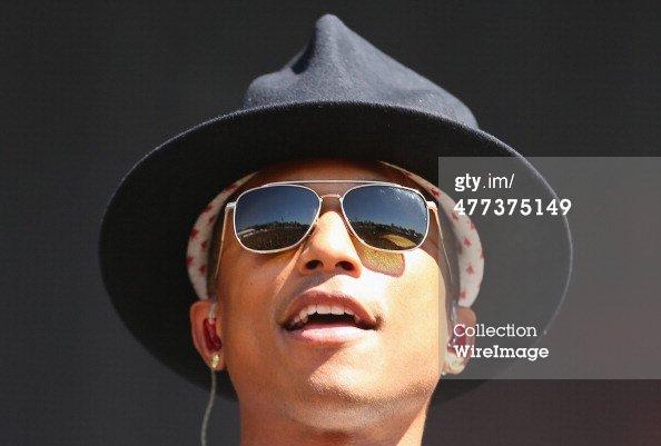 Pharrell - Future Music Festival - Melbourne, Australie - 9 mars 2014