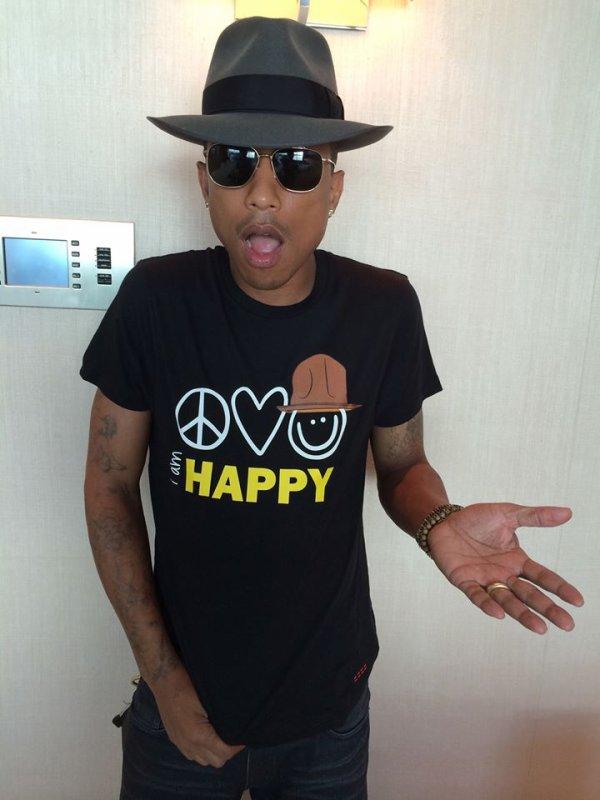 Pharrell & Peace Love World