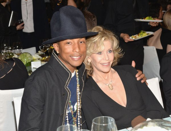 Pharrell - MOCA's 35th Anniversary Gala - Los Angeles - 29 mars 2014