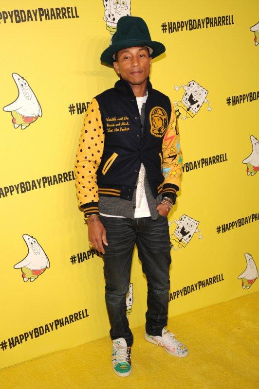 Happy Birthday Pharrelll!