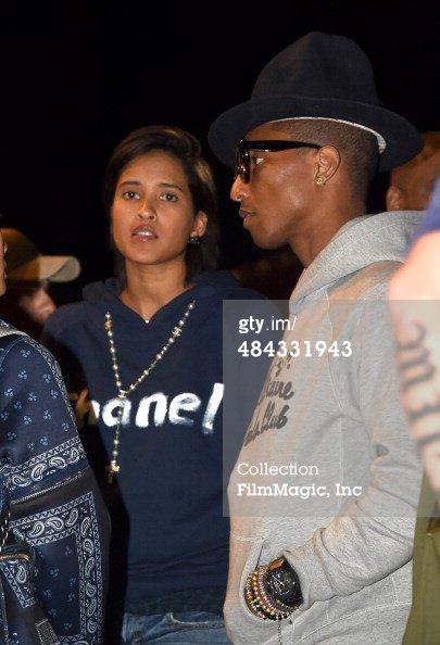 Pharrell - Coachella Festival - 11 avril 2014