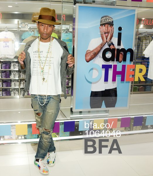"Lancement de la collection UNIQLO & ""I Am Other"" - NYC - 28 avril 2014"