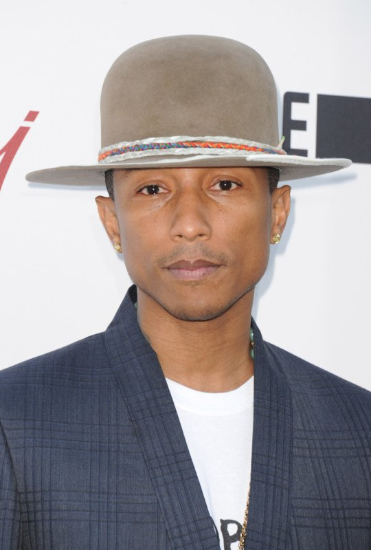 Pharrell - Serpentine Gallery Summer Party - Londres - 1er juillet 2014