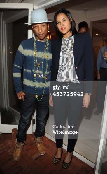 Pharrell - Apollo in the Hamptons - East Hampton, NY - 16 août 2014