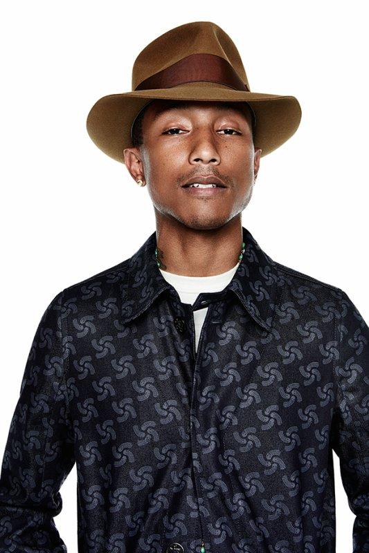 Pharrell x Bionic Yarn x G-Star x Parley : RAW For the Oceans
