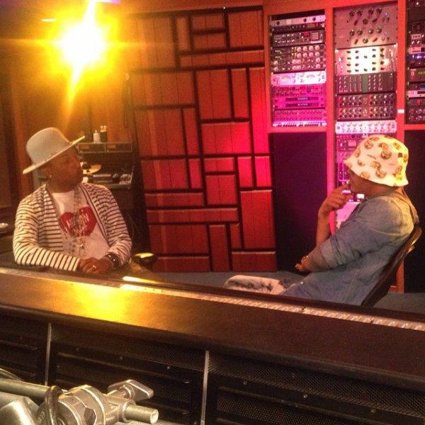 Pharrell & T.I. - 22 août 2014