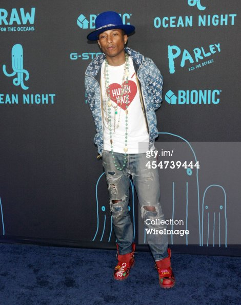G-Star RAW Presents RAW For The Oceans SS15 Collection - New York City - 5 septembre 2014