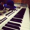 Pharrell en studio avec... - 5 septembre 2014