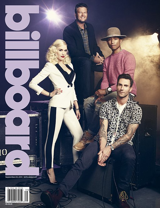Billboard Magazine - Septembre 2014