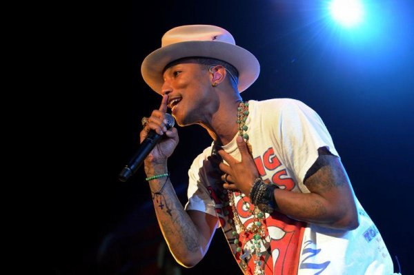 Pharrell and The Baes - The Dear G  I  R  L Tour - Zénith - Toulouse - 6 octobre 2014