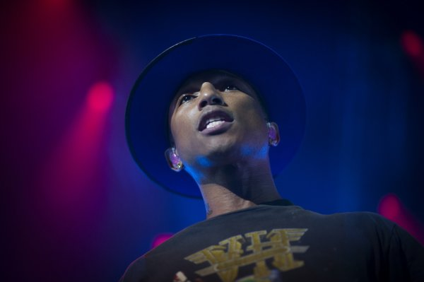Pharrell and The Baes - The Dear G  I  R  L Tour - Zénith - Paris - 13 octobre 2014