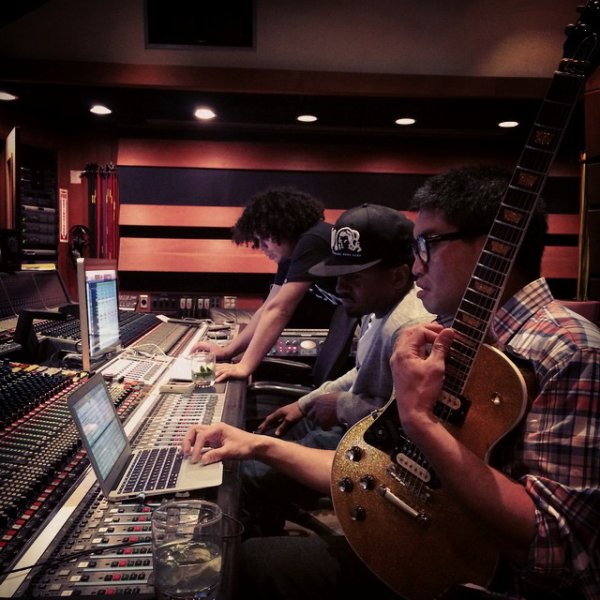 Mikey, Shae & Chad - Studio - Novembre 2014