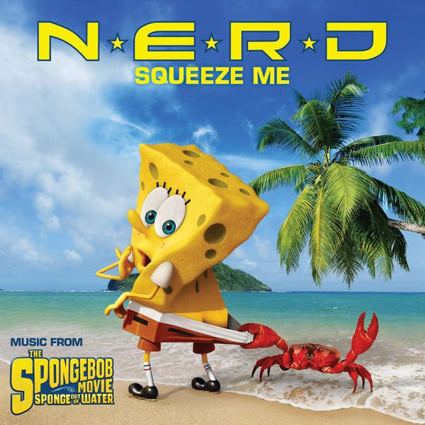 N.E.R.D - Squeeze Me