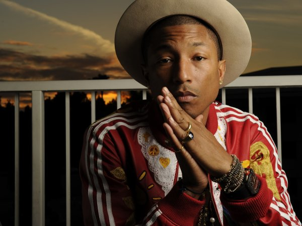 Pharrell - USA Today