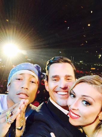 Pharrell - Dubaï - 31 décembre 2014
