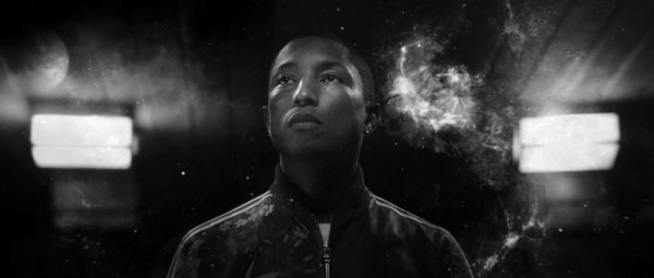 Pharrell x Adidas Superstar