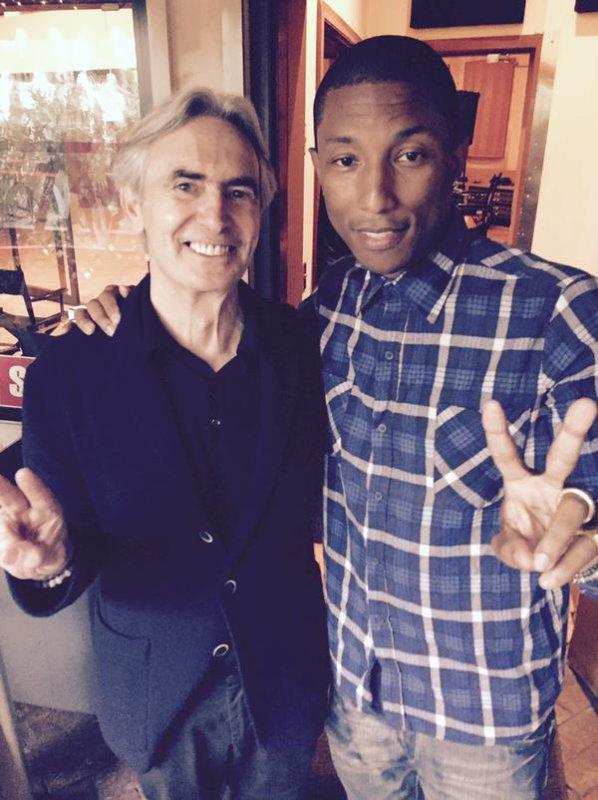 Pharrell & ... - 13 janvier 2015