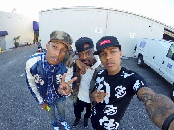 Pharrell & ... - 31 janvier 2015