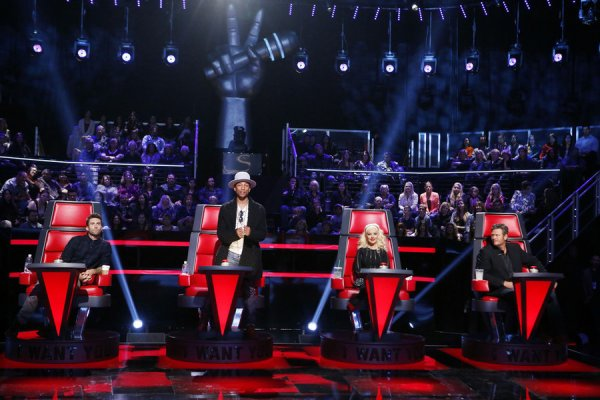 The Voice Saison 8 - Blind Auditions - Diffusion : 23 février sur NBC