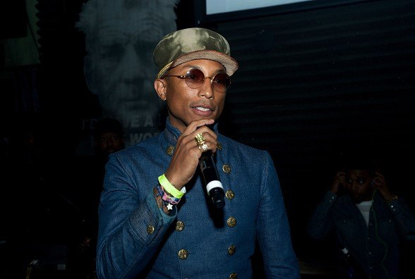 "Pharrell - ""T.I. Private Grammy Weekend Concert"" - Hollywood - 6 février 2015"