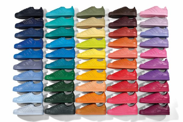 Adidas Originals Superstar Supercolor Pack