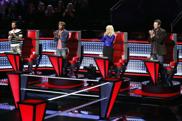 The Voice Season 8 - The Battles