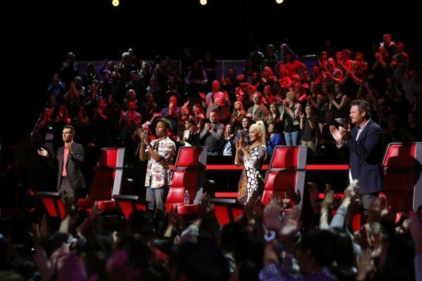 The Voice US (Saison 8) - Live - 7 avril 2015