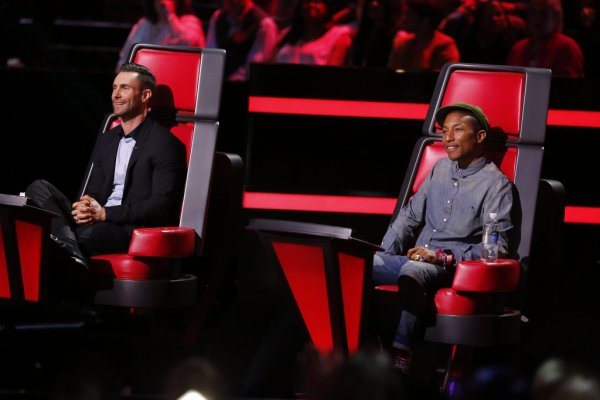 The Voice US (Saison 8) - Live - 13 avril 2015