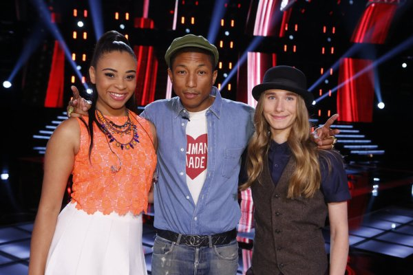 The Voice US (Saison 8) - Live - 14 avril 2015