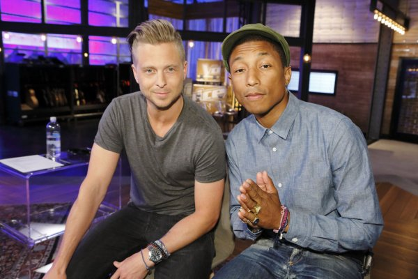 The Voice - Pharrell & Ryan Tedder