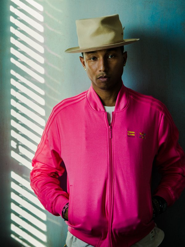 Pharrell x Adidas Originals by Nicholas Maggio