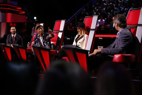 The Voice US (Saison 8) - Live - 4 mai 2015
