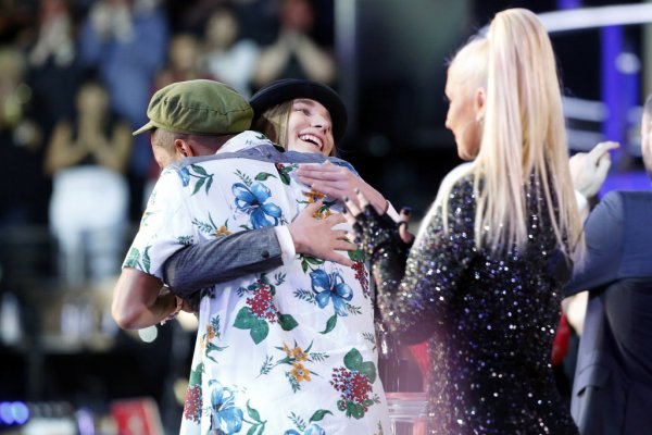 The Voice US (Saison 8) - Live - Finale - 19 mai 2015