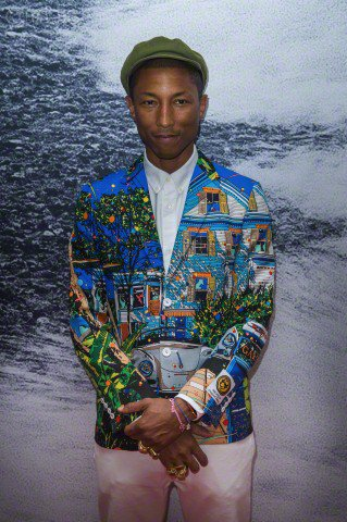 Pharrell - Festival de Cannes - 22 mai 2015