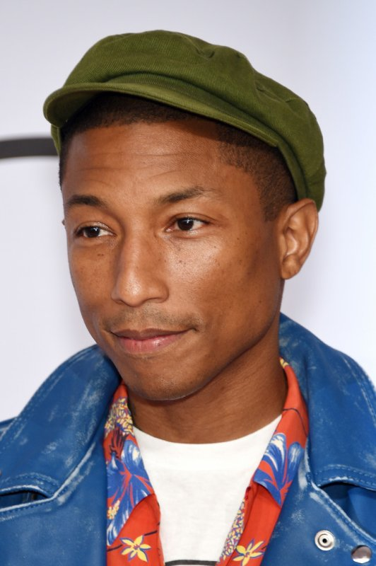 Pharrell - CFDA Awards - New York - 1 juin 2015